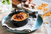 Macaroni au fromage, bacon et échalotes confites... (Photo Edouard Plante-Fréchette, La Presse) - image 4.0