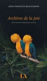 Archives de la joie-Petit traité de métaphysique animale... (PHOTO FOURNIE PAR QUÉBEC AMÉRIQUE) - image 2.0