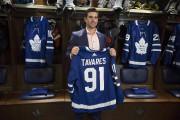 John Tavares... (PHOTO Chris Young, ARCHIVES LA PRESSE CANADIENNE) - image 1.0