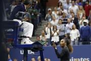 Williams a perdu un jeu en deuxième manche... (Photo Geoff Burke, USA TODAY Sports) - image 1.0