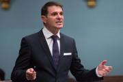 François Bonnardel, candidat de la CAQ dans la... (photo jacques boissinot, archives la presse canadienne) - image 1.0