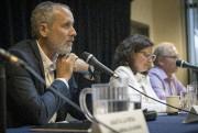 Vincent Marissal lors du débat, mardi soir.... (PHOTO OLIVIER JEAN, LA PRESSE) - image 2.0