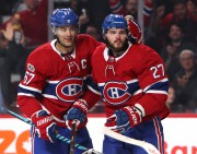 Max Pacioretty et Alex Galchenyuk... (Photo Jean-Yves Ahern, USA TODAY Sports) - image 3.0