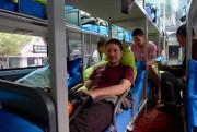 Entre le Laos et la Chine, le trajet... (PHOTO FOURNIE PAR ALINE CHARLES ET BENJAMIN GAUCHER) - image 6.0