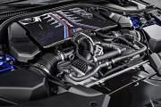Le V8 biturbo de 4,4 L de la... (PHOTO FOURNIE PAR LE CONSTRUCTEUR) - image 4.0