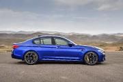 La BMW M5 fait les choses excessivement bien... (PHOTO FOURNIE PAR LE CONSTRUCTEUR) - image 7.0