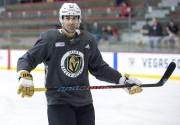 Max Pacioretty a enfilé l'uniforme des Golden Knights... (AP) - image 2.0