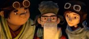 Une scène du film Nelly et Simon:Mission Yéti... (PHOTO FOURNIE PAR LES FILMS SÉVILLE) - image 2.0