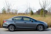 Pourquoi changer ? Une Civic 2013. Photo Honda... - image 10.0