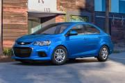 La Chevrolet Sonic. Photo GM... - image 1.0