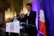 Nicolas Hulot, ministre français de l'Environnement. Photo AFP... - image 1.0