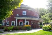 Le bureau d'accueil touristique de Coaticook... (Photo David Boily, La Presse) - image 4.0