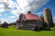 La grange du chemin de Baldwin Mills, la... (PHOTO DAVID BOILY, LA PRESSE) - image 5.0