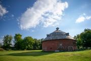 La grange roude de Mansonville, qui sera bientôt... (PHOTO DAVID BOILY, LA PRESSE) - image 6.0