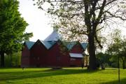 La grangedodécagonale deWalbridge, àStanbridge East.... (PHOTO DAVID BOILY, LA PRESSE) - image 7.0