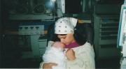 Patrizia Durante,après la naissance de sa fille Victoria,... (PHOTO FOURNIE PAR PATRIZIA DURANTE) - image 2.0