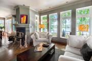 Le salon est grand et ouvert sur l'arrière... (Photo fournie par Sotheby's International Realty Québec) - image 1.1