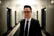 David Truong, conseiller auau Centre d'expertise de Banque... (Photo François Roy, La Presse) - image 1.0