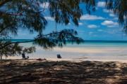 À la plage de Ten Bay, dans l'île... (Photo Yannick Fleury, La Presse) - image 2.0