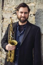 Samuel Blais, saxophoniste, assurera la soirée de clôture... (Photo Evan Shay, fournie par l'Off jazz) - image 1.0