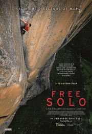 Free Solo... (Image fournie par National Geographic) - image 1.0