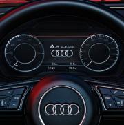 Les instruments de l'A3 e-tron. Photo Audi... - image 6.0