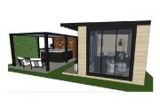 Emilie Cerretti proposera un pavillon vitré dans l'esprit... (PHOTO FOURNIE PAR EXPO MEDIA) - image 2.0