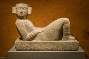 Chac mool, au Musée national d'anthropologie... (Photo Rodemil Jose, Flickr) - image 2.0