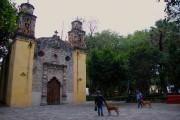 La petite place à Coyoacan... (Photo Alexis Gacon, collaboration spéciale) - image 3.0
