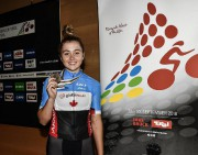 Simone Boilard a remporté une médaille de bronze... (Photo Rob Jones, fournie par Simone Boilard) - image 2.0