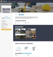 En janvier, sur le site trouverunentrepreneur.com, les membres... (PHOTO FOURNIE PAR L'APCHQ) - image 2.0