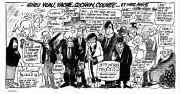 Dernière caricature de Jean-Pierre Girerd du 30 mars... - image 1.1