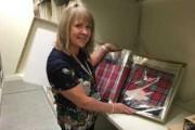 Dee Williams, porte-parole duRegistre écossais du tartan... (Image fournie par le Registre écossais du Tartan) - image 2.0