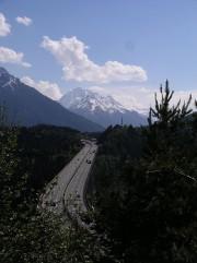 L'autobahn Brenner, en Autriche. Photo Wikipédia... - image 1.0