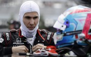 Robert Wickens avant une course de la série... (Photo Matt Slocum, ASSOCIATED PRESS) - image 2.0