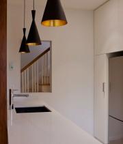 L'architecte a changé l'orientation de l'escalier, ce qui... (PHOTO JEAN LONGPRÉ, FOURNIE PAR RENÉE D'AMOURS, ARCHITECTE) - image 2.0