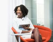 DorothyAlexandre,entrepreneure en communication et présidente du Conseil des... (Photo fournie par DorothyAlexandre) - image 3.0
