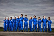 Les 12 participantsd'Astronaute:le camp des recrues... (Photo fournie par ICI EXPLORA) - image 2.0