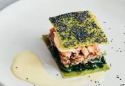 Lasagne de crabe au beurre blanc... (Photo fournie par les éditions Flammarion Québec) - image 2.0