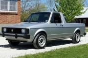Le Volkswagen Pickup était basé sur la Rabbit... - image 4.0