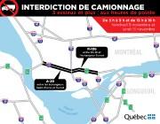 De fermetures d'autoroute sans précédent prévues dans l'échangeur... (IMAGE FOURNIE PAR MOBILITÉ MONTRÉAL) - image 1.1