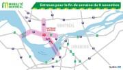 De fermetures d'autoroute sans... (photo fournie par mobilité montréal) - image 3.0