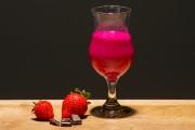 Le smoothie tout rose d'Andréanne Martin, nutritionniste... (Photo David Boily, La Presse) - image 3.0