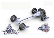 Prise temporaire du système Quattro d'Audi... (Photo fournie par Audi) - image 2.0
