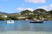 L'île de Saint-Vincent... (PHOTO STEPHANIE MORIN, LA PRESSE) - image 2.0
