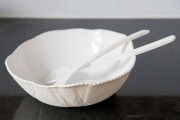 Le bol à salade de Trudy Crane est,... (PHOTO MARCO CAMPANOZZI, LA PRESSE) - image 5.0