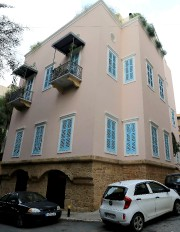 Cette maison de Beyrouth, au Liban, appartiendrait à... - image 2.0