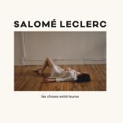 Les choses extérieures de Salomé Leclerc... (Image fournie par Audiogram) - image 2.0