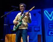 Rivers Cuomo de Weezer... (Photo Robert E. Klein, archives Associated Press) - image 15.0