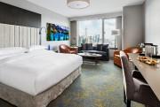 Les chambres de l'Hotel X situées aux étages... (Photo fournie par l'hôtel) - image 3.0